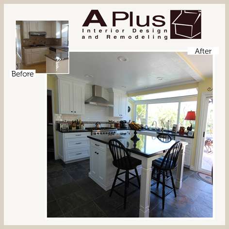 Irvine Home Remodeling By APlus Interior Design Remodeling - Bathroom remodeling irvine ca